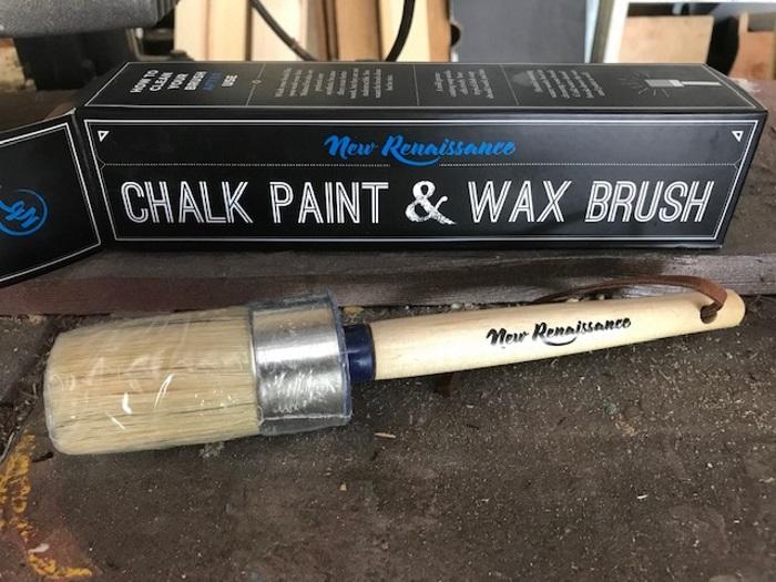 New Renaissance Chalk Paint brush