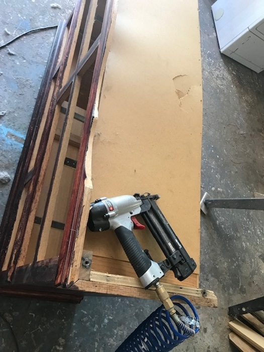 fixing old furniture