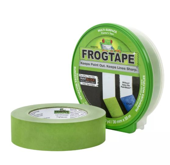 frog tape for painting