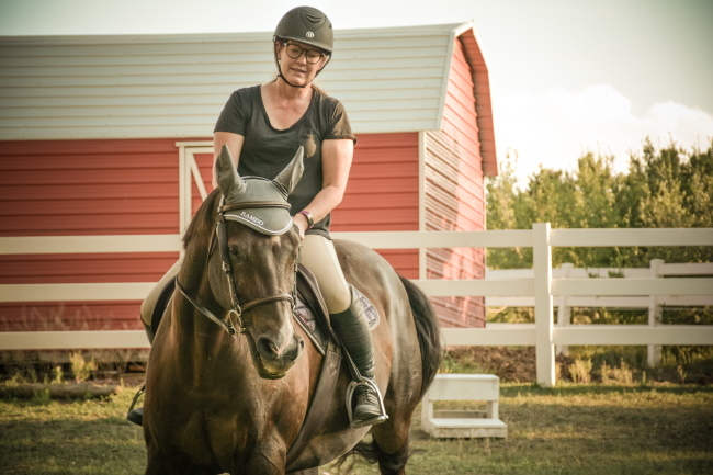 5 Simple Habits To Improve Your Riding