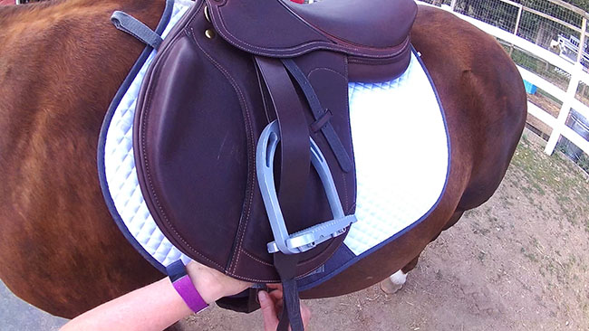 Clean Your Tack