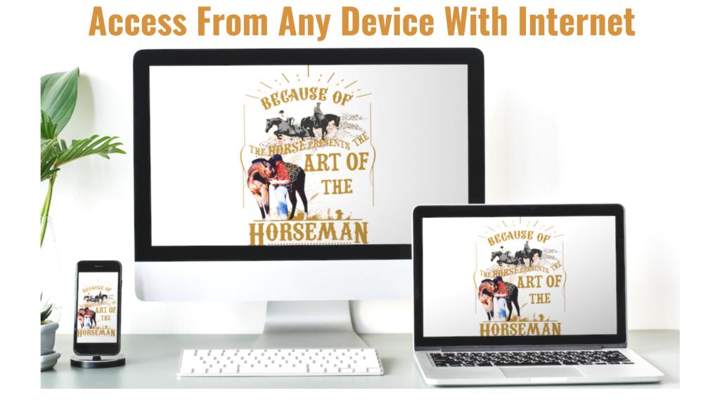 The Art of the Horseman Online Event