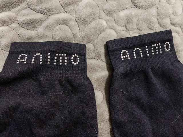 animo boot socks