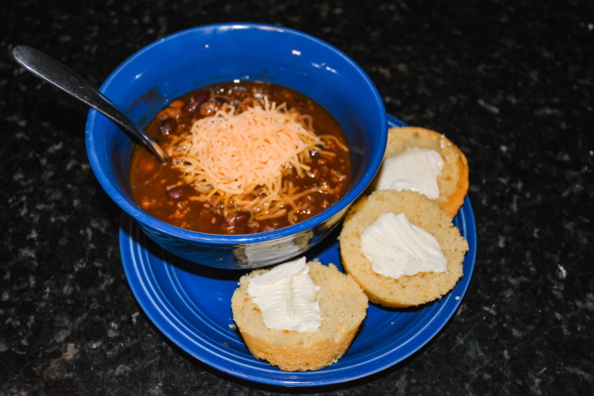 My Favorite Recipes: Easy Crock Pot Chili