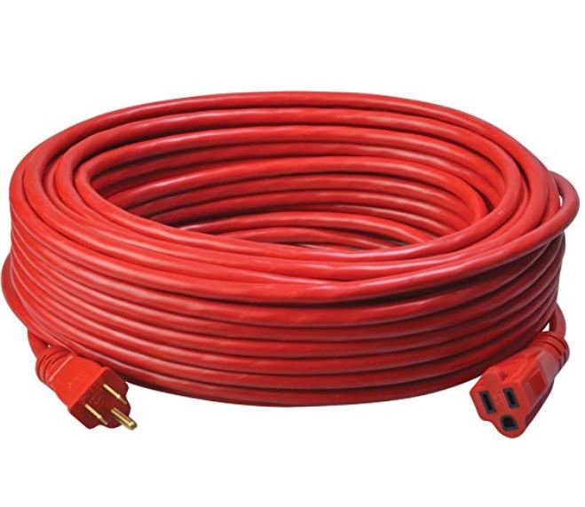 Coleman extension cord