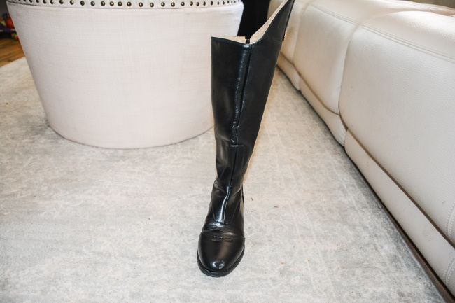 not riding boots