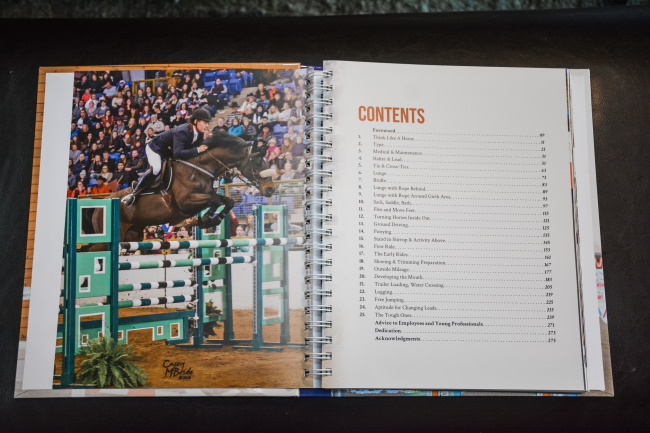 Starting The Young Jumper Book Review
