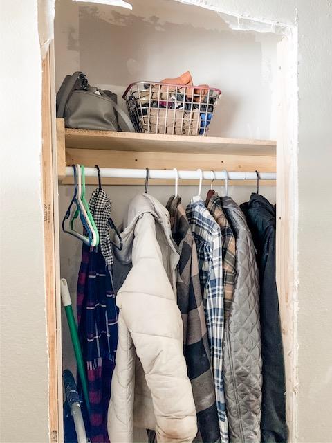 Building A New Closet – Home DIY Project