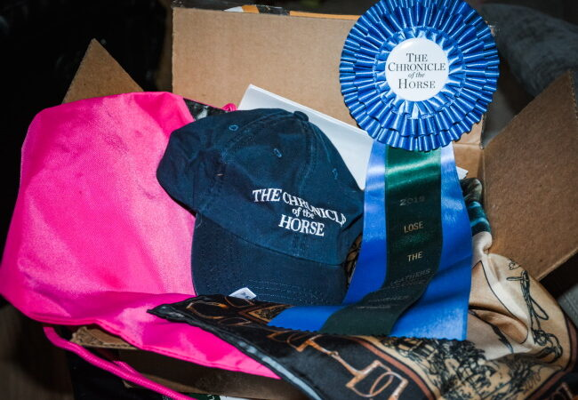 COTH Prizes from Lose the Leathers Challenge