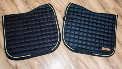Trying Out Kavallerie Saddle Pads