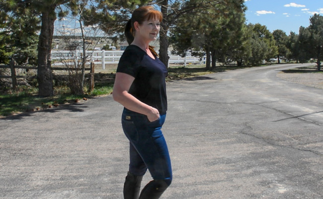 Piper Denim Breeches Review