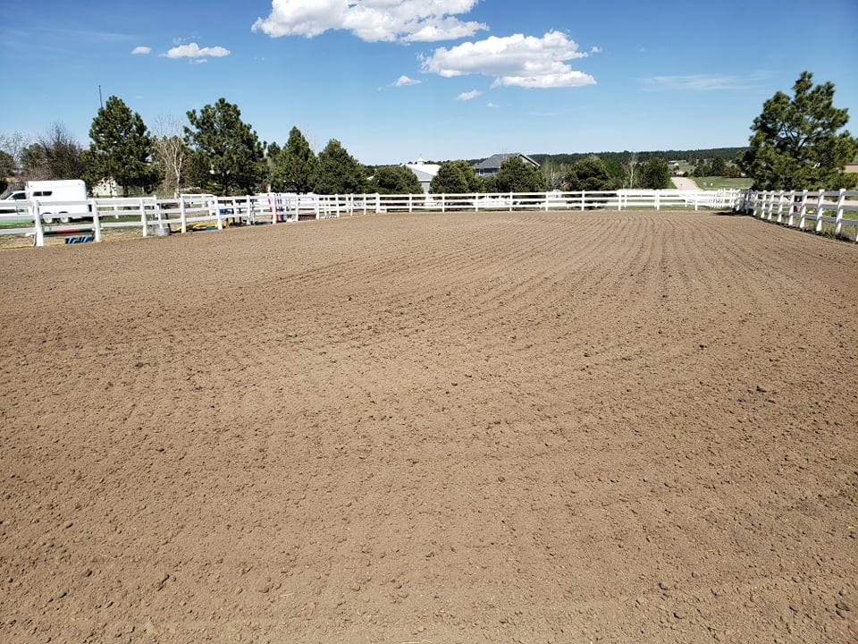Taking Care of Your Riding Arena