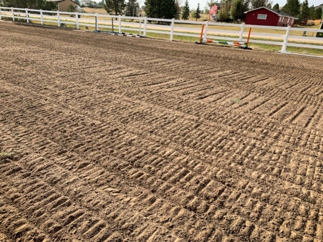 Making Your Ground Great In Your Arena