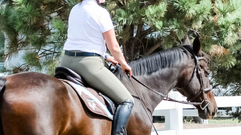 How To Film Yourself While Riding – Tracking Systems For Equestrians