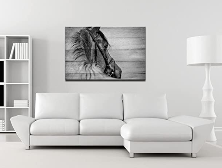 Horse wall art on Amazon for Prime Day