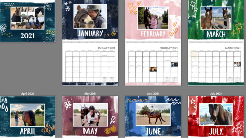 Kicking Of 2021 With A Calendar