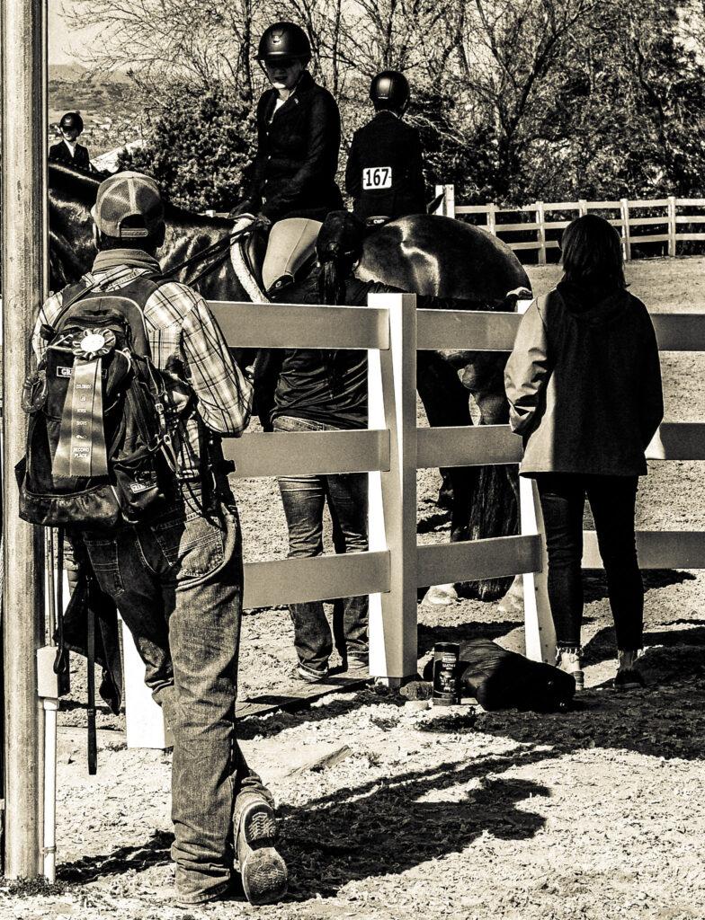Let's Take Some Horse Show Photos!
