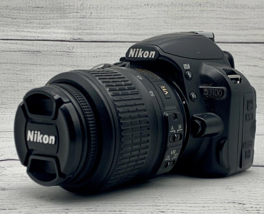 Nikon D3100 DSLR