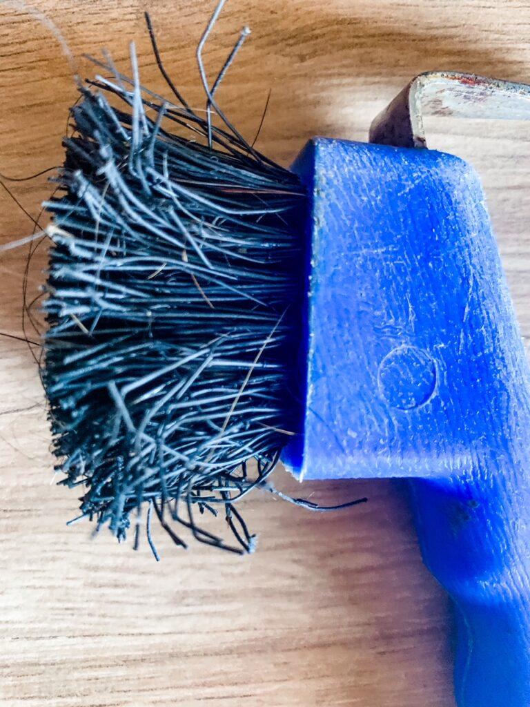 The Ultimate Hoof Pick Brush
